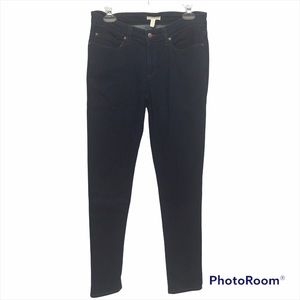 Eileen Fisher Organic Cotton Skinny Jeans size 6